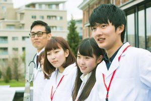 医療系大学キャンパス