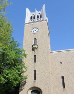 早稲田大学キャンパス